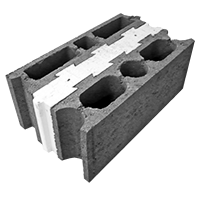 Alvenarias técnicas de betão leve
